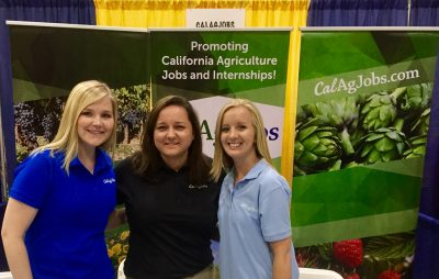 CalAgJobs at the 89th Annual California State FFA